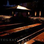 Openair Kino Ludwigsburg wird vom Gewitter überrascht