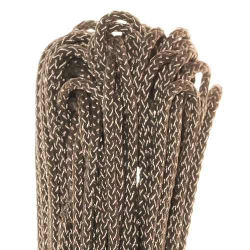 Qik-Strap Karabinderband bronzebraun